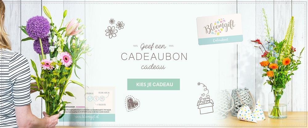 Bloomgift Cadeaubon