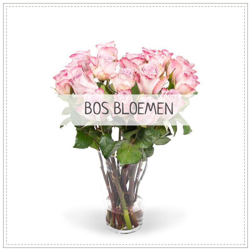 Bos bloemen bestellen