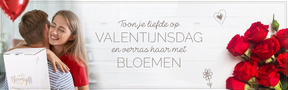 Valentijn rode rozen bezorgen