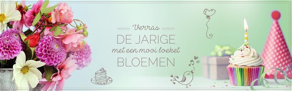 Cadeautje Geven Stuur Mooie Bloemen Als Cadeau Bloomgift
