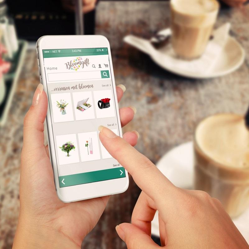 Mobiel Online Bestellen
