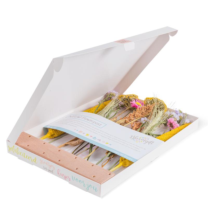Flowerpost brievenbus