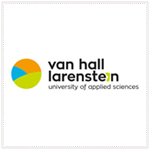 Logo Van Hall Larenstein Univeristy