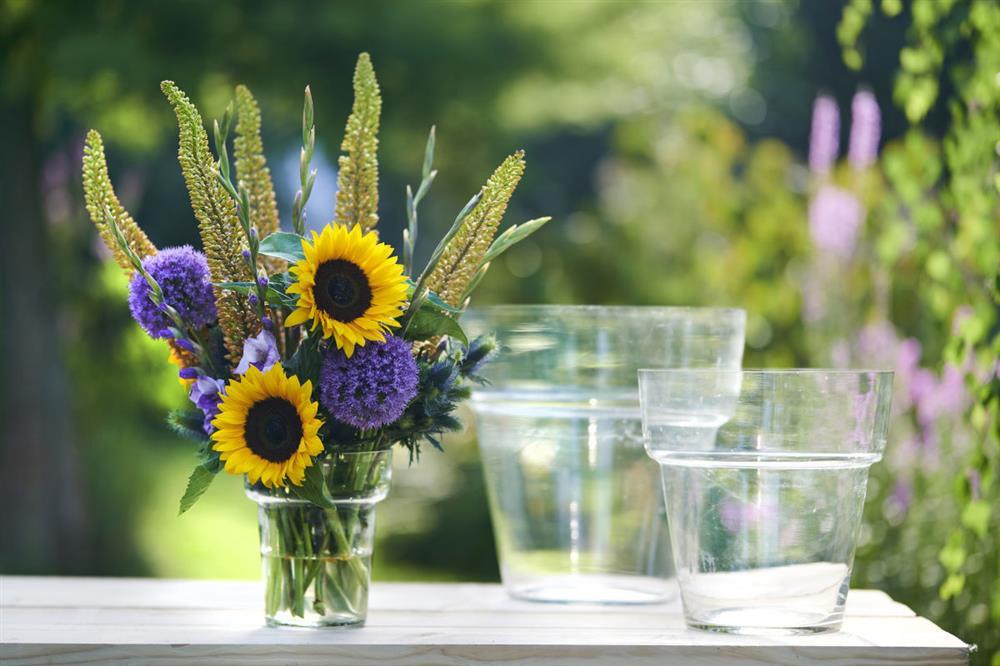 Zonnebloemen Zomerboeket