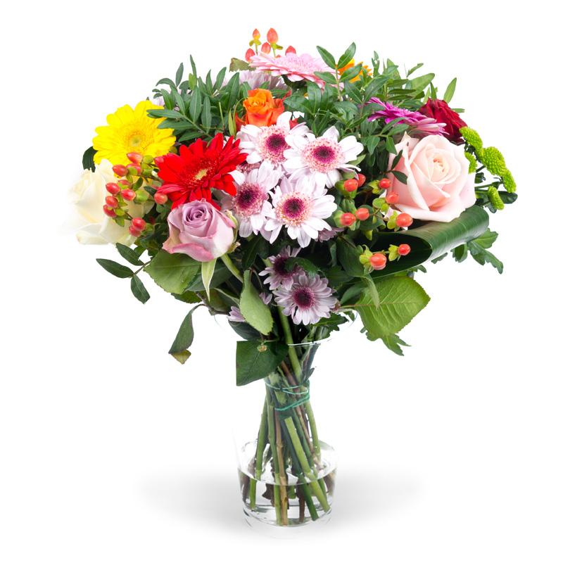 Bedwelming Geslaagd! | Feliciteer met bloemen via Bloomgift.nl - Bloomgift @XL83